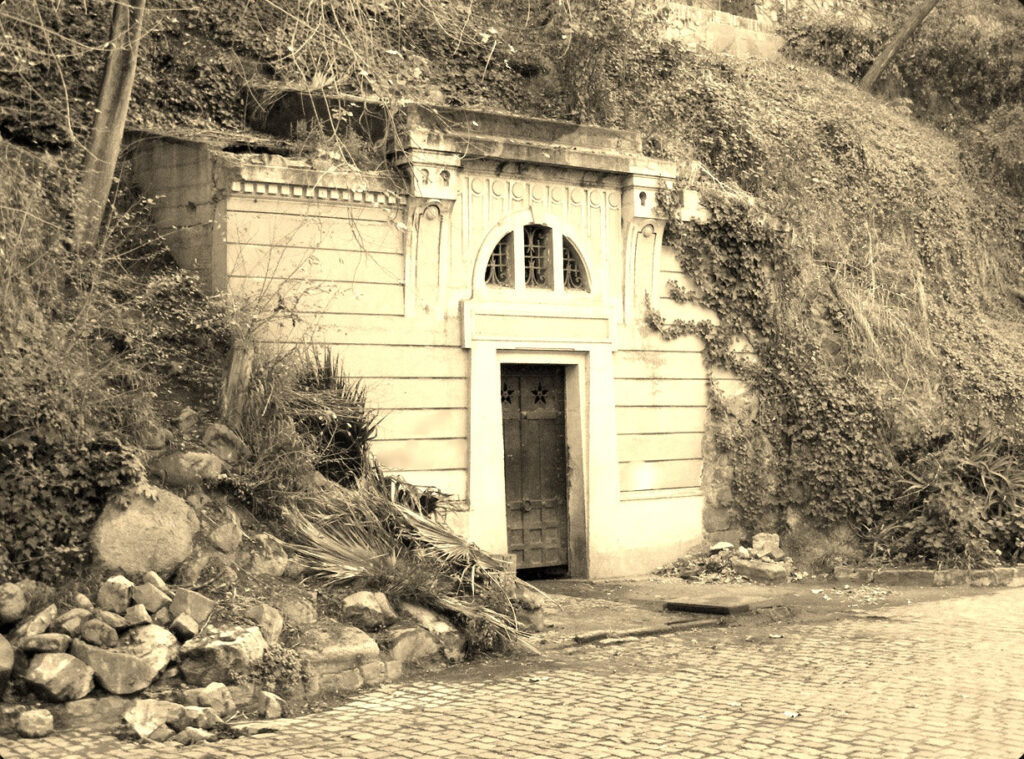 Inauguración estación sismológica Cerro Santa Lucía.