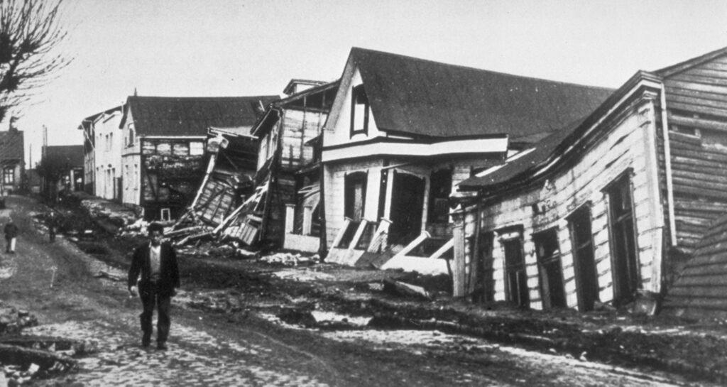 Terremoto de Valdivia.
